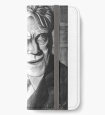 Boris Karloff, Classic Gentleman iPhone Wallet/Case/Skin