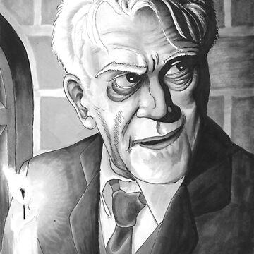 Boris Karloff, Classic Gentleman by Tyler-Blake