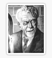 Boris Karloff, Classic Gentleman Sticker