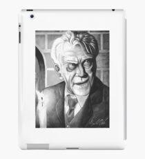 Boris Karloff, Classic Gentleman iPad Case/Skin