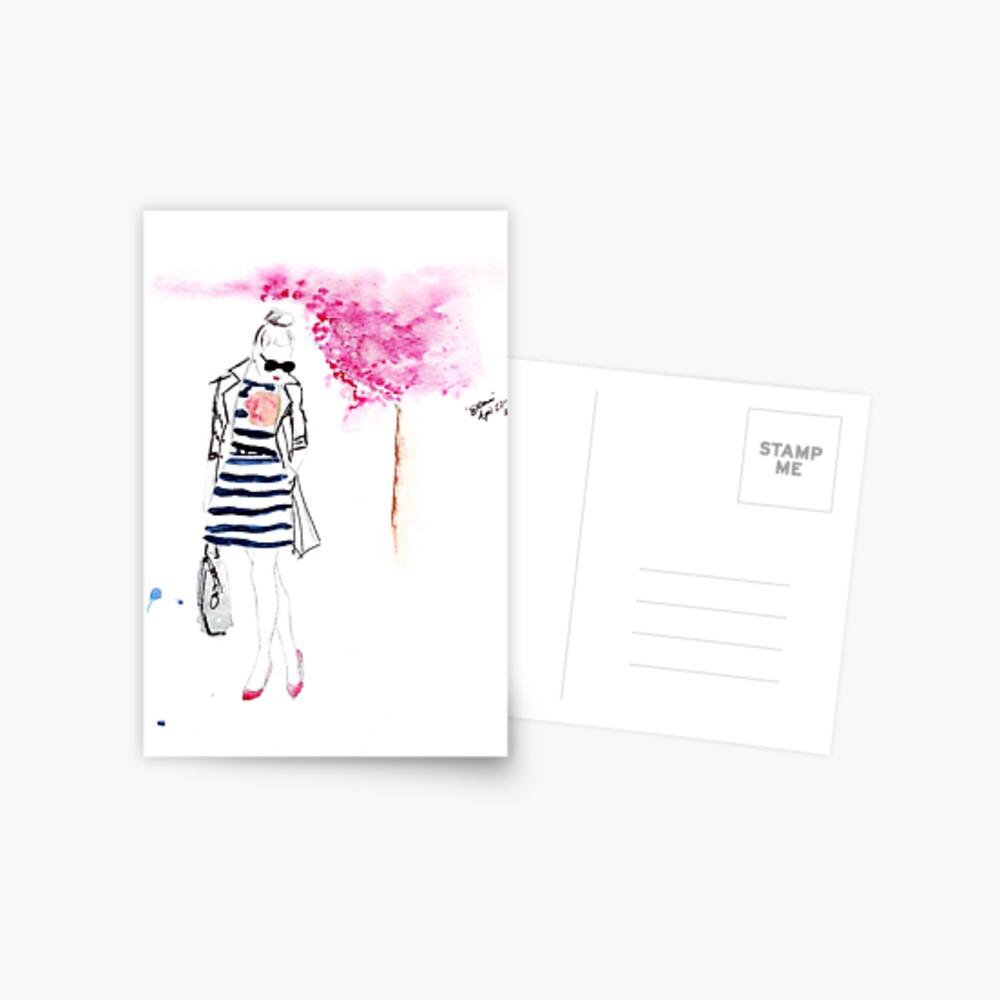 In Bloom Postcard