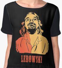 Lebowski Women's Chiffon Top