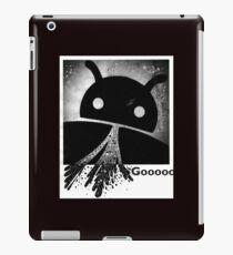 Google Android Hurls! parody. VividScene iPad Case/Skin