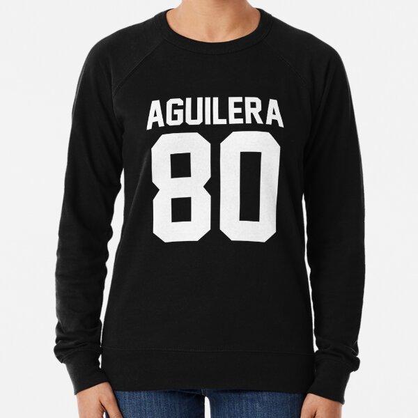 DIRRTY X Tour Jumper Ladies Full Sleeves Christina Aguilera Cool Fan Crop Hood