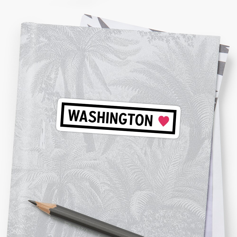Washington by alison4