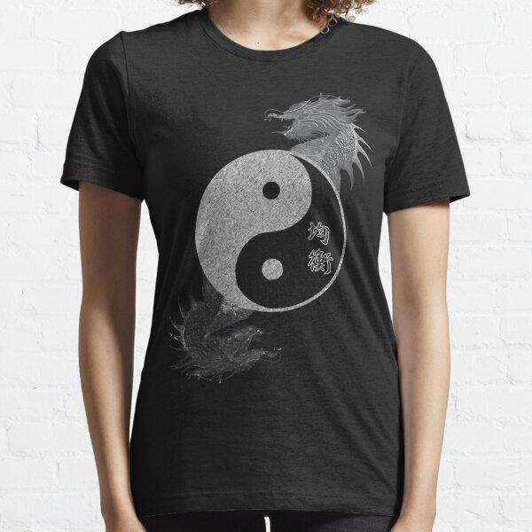 Ying Yang - Equlibrium Essential T-Shirt