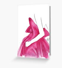 Edgy greeting cards redbubble marchesa greeting card m4hsunfo Images