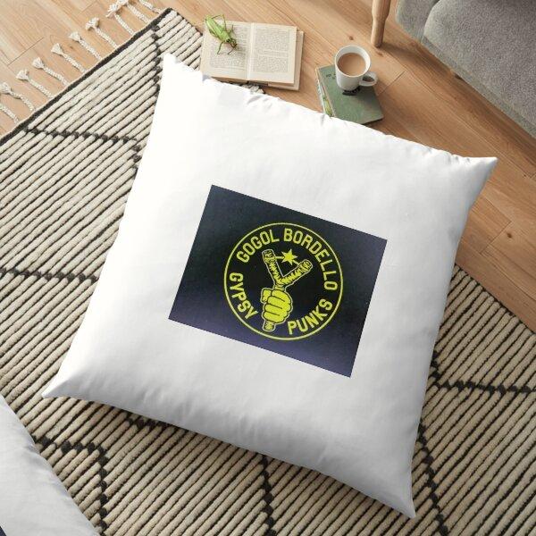 Gogol Bordellooo Floor Pillow