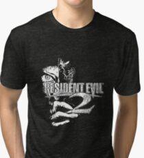 Camiseta de tejido mixto RESIDENTE MAL 2
