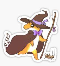 Wandering Wizard - Tangerine! Sticker