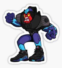 """Beast 8 """"Aqua"""" Sticker"""
