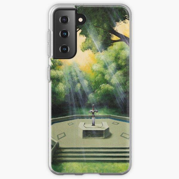 Pedestal of Time Samsung Galaxy Soft Case