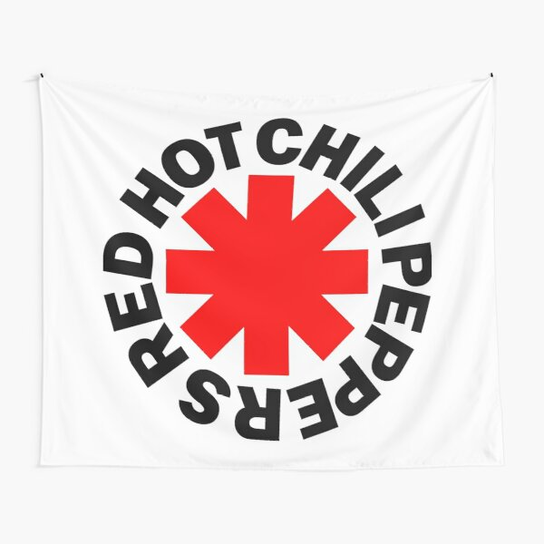 peppers chili hot red carpet Tapestry