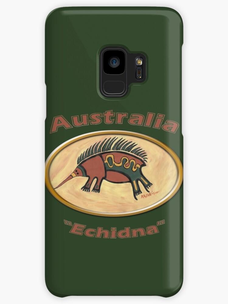 Echidna-Australia by Kayleigh Walmsley