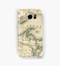 Lake Superior 1878 Samsung Galaxy Case/Skin