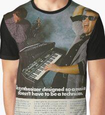 Casio Badass Ad Graphic T-Shirt