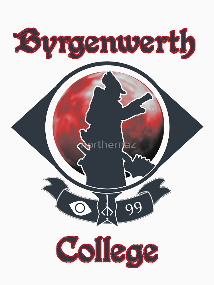 Byrgernwerth College - Go Hunters! by northernaz
