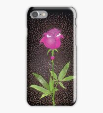Toxic Rose iPhone Case/Skin