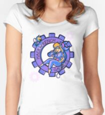 Gears and Gadget Women's Fitted Scoop T-Shirt