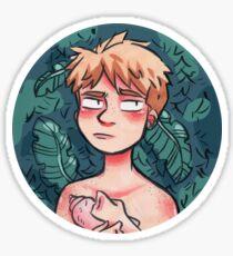lotf ralph  Sticker