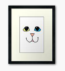Here Kitty, Kitty ... #2 Framed Print