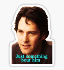 Paul Rudd Sticker