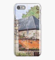 Derelict building, Skye iPhone Case/Skin