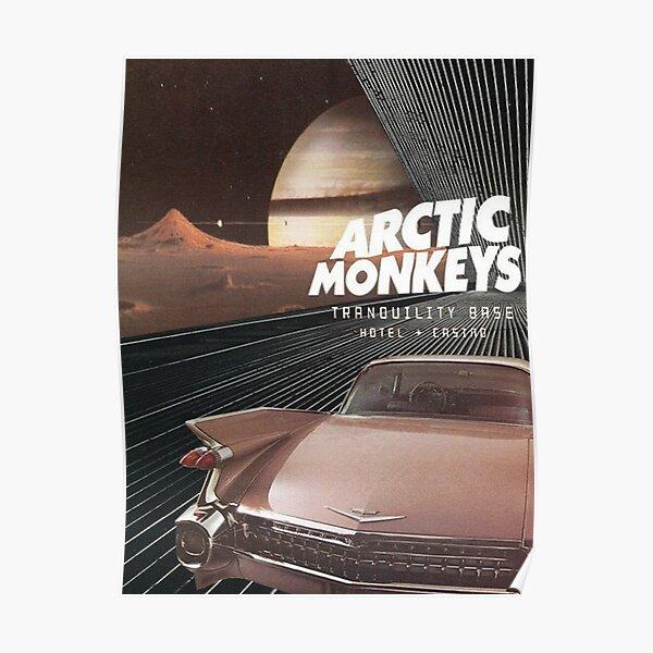 car monkeys Poster
