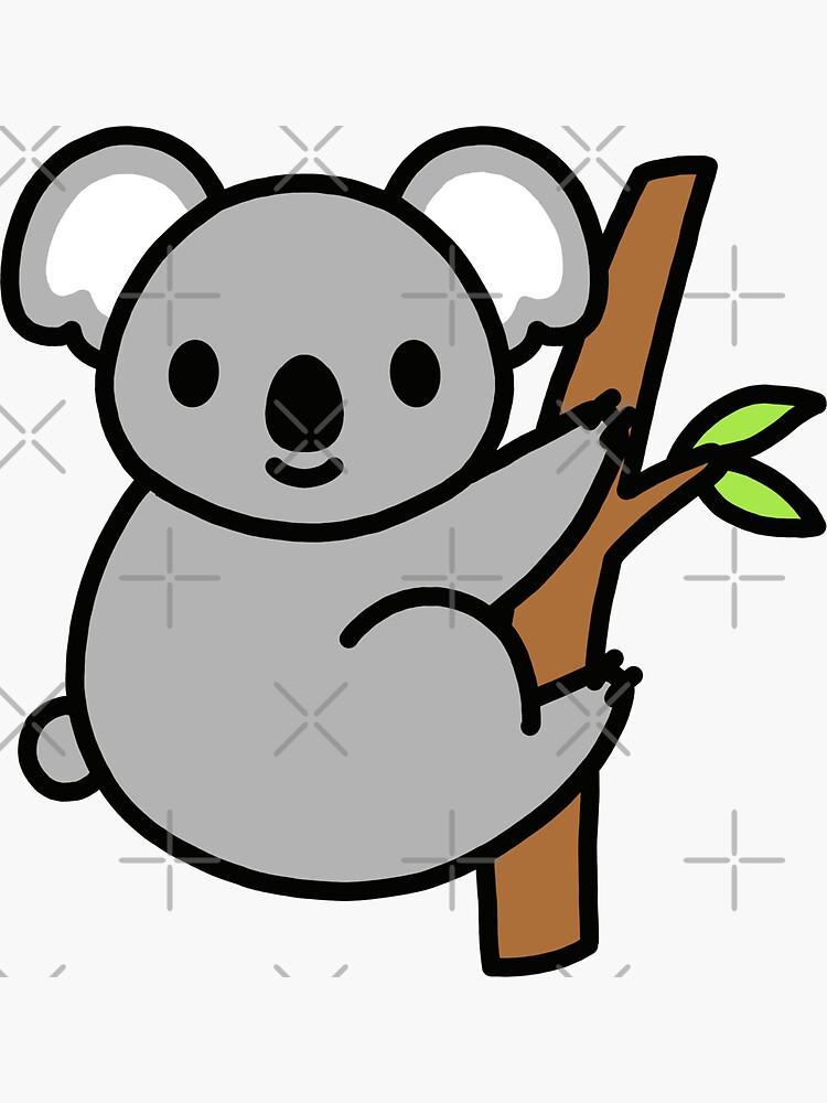 Koala by littlemandyart