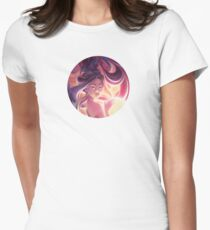 Glare Women's Fitted T-Shirt