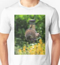 Sleepy squirrel Unisex T-Shirt