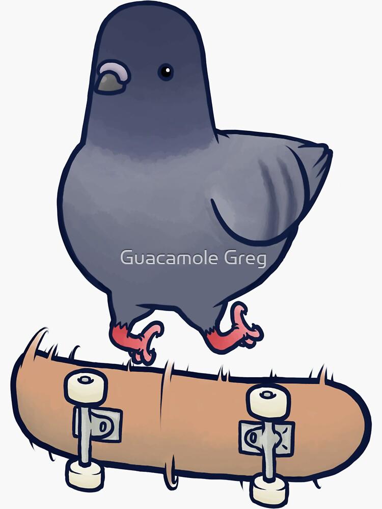 pigeon by sementroll