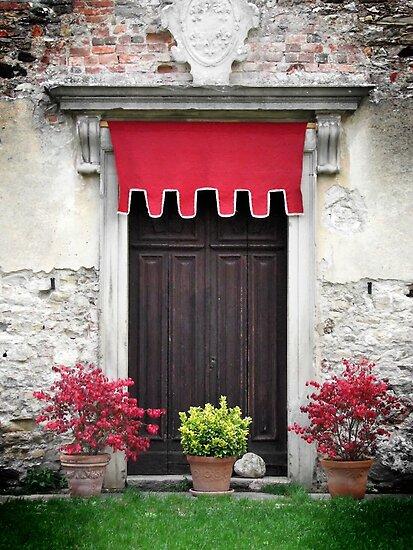Door in Bardi Castle by Studio8107