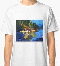 Belcarra. Yellow Reflections Classic T-Shirt