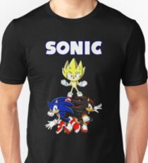 TEAM SONIC TSHIRT T-Shirt