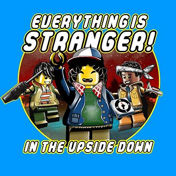 Everything Is Stranger by mannart