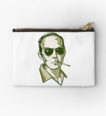 Hunter S. Thompson green Studio Pouch