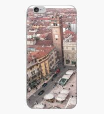 Piazza Erbe, Verona, Italy iPhone Case