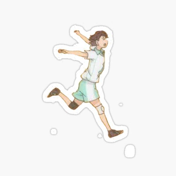 Smol Oikawa Sticker