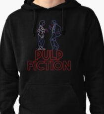 Pulp Fiction - Neon Lights Pullover Hoodie