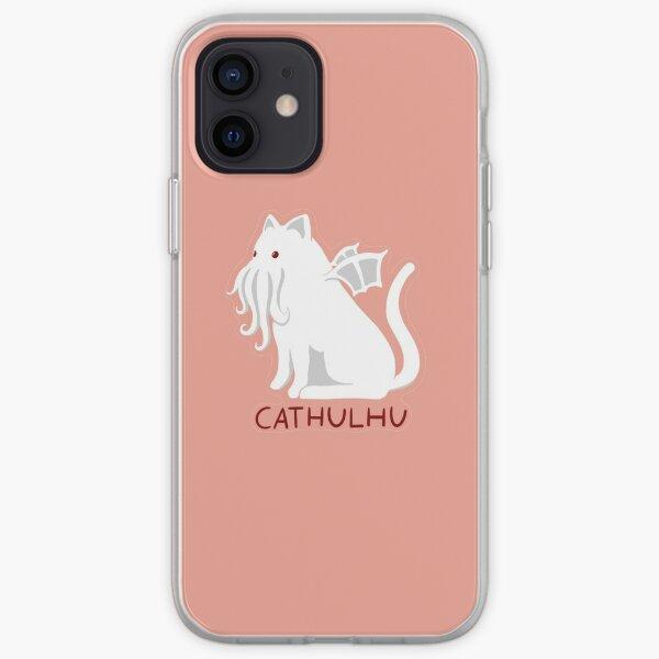 Cute Cathulhu iPhone Soft Case