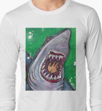 Shark Kill Zone Long Sleeve T-Shirt
