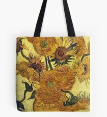 Vincent Van Gogh - Sunflowers 1888  Tote Bag