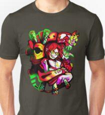 Evangelion - Mari & Eva 02 Unisex T-Shirt