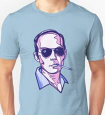 Hunter S. Thompson violet Unisex T-Shirt