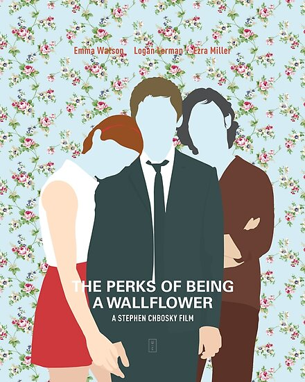 "The Perks Of Being A Wallflower"" Poster by SITM 