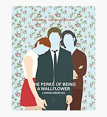 The Perks Of Being A Wallflower Photographic Print