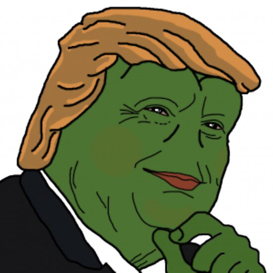 Pepe Trump by Porkly Piggly