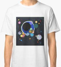 Wassily Kandinsky - Several Circles 1926  Classic T-Shirt