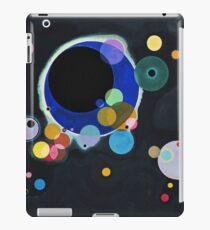 Wassily Kandinsky - Several Circles 1926  iPad Case/Skin